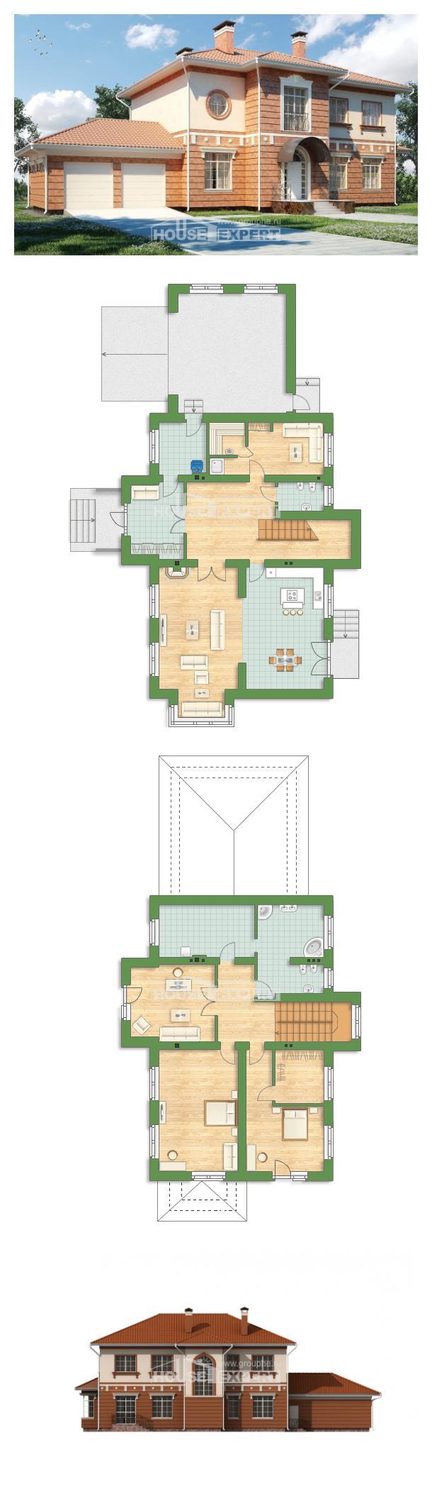 Проект дома 285-001-Л | House Expert